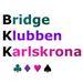 Logga förBridgeklubben Karlskrona