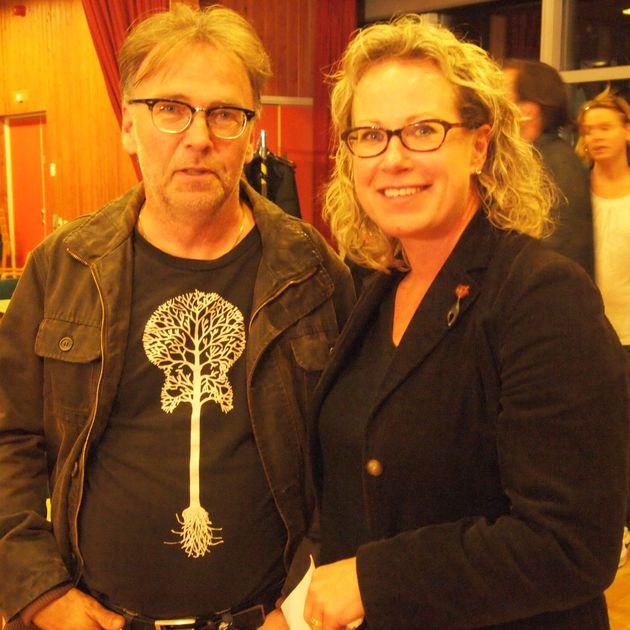 Ulf Nohrén  och Jenny Evelius-Nohrén