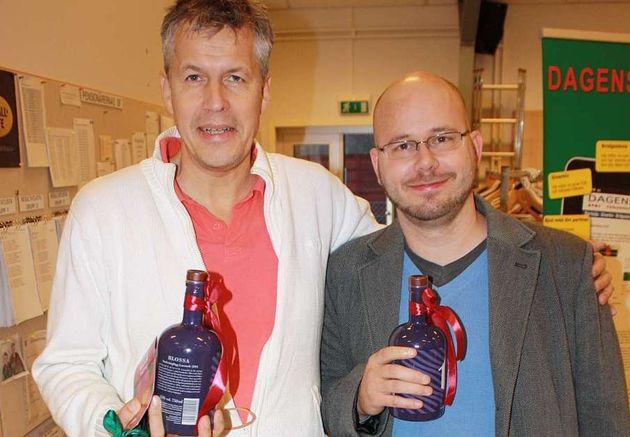 Jan Selberg och Olle Wademark toppade IAF:en