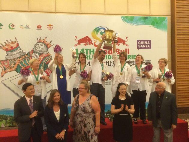 Vinnarna av McConnell Cup 2014