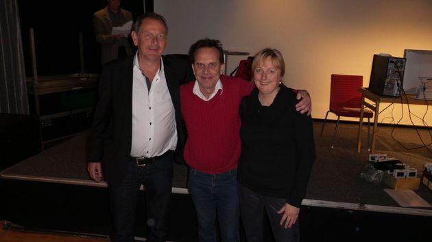 Topp tre bridgen: Claes Bodin (3), Ulf Westlin (1), Helena Strömberg (2)