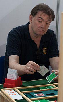 Tony Forrester briljerade i försvaret