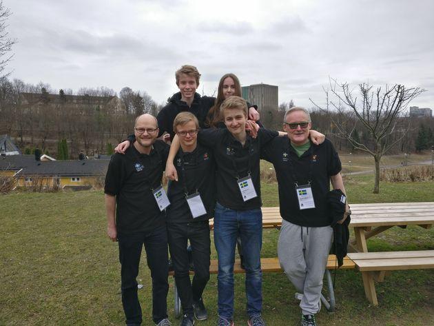U21 tog också guld men här efter seger mot Finland