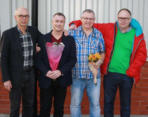 Vinnarlaget Westerlund