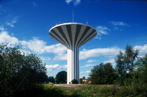 Vattentornet Svampen