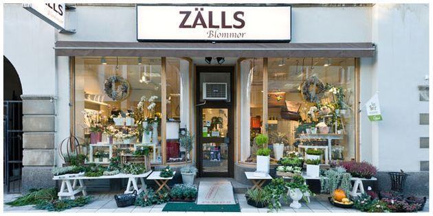 Zälls blommor i Örebro sponsrar med blombuketter. www.zallsblommor.se