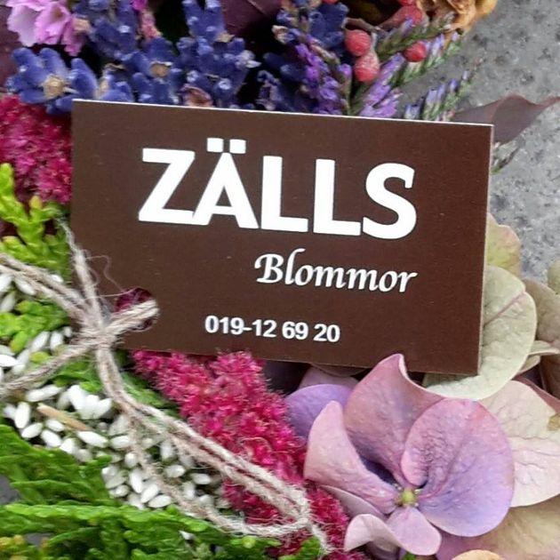Zälls blommor i Örebro sponsrar med blombuketter. http://www.zallsblommor.se
