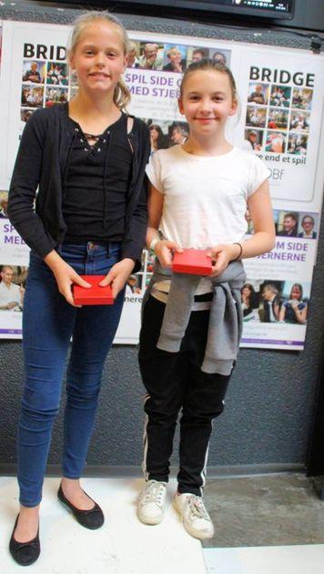 Andrea och MayaLo - vinnare i Danmark
