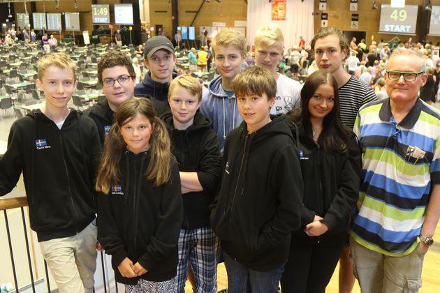 Juniorer i Örebro