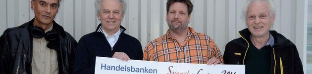 1:a...Scania: David Probert, Anders Wirgren, Thomas Andersson, Johan Bennet