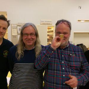 DM-GULD! Lag Anubis - Per-Erik Malmström, Björn Alenfalk, Hans Kvick, Johan Säfsten