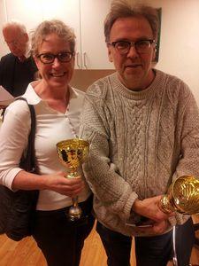 Jenny Evelius-Nohrén och Ulf Nohrén