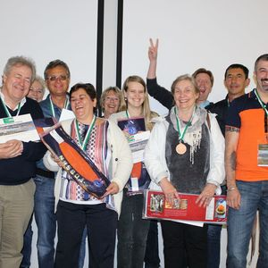 Glada bronsmedaljörer, Full House och Zimmermann