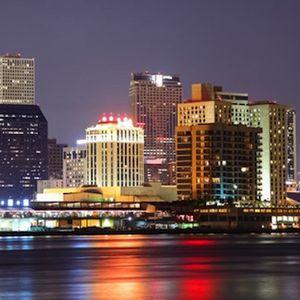 New Orleans, värd för 2015 års amerikanska vårmästerskap