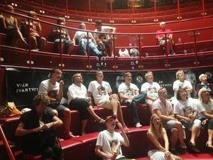 BBO publik O'Learys 2014