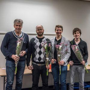 Vinnarna av DM-lag i Stockholm