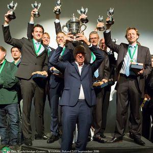 Nederländerna vann OS